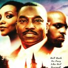 African American Collectible Movie BACKER CARD Vivica A Fox FATHER OF LIES