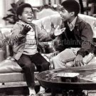 "Gary Coleman Photo with Shavar Ross Arnold & Dudley ""Diff'rent Strokes"" (1982)"