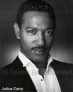 "Julius Carry Photo Actor ""ShoNuff"" Last Dragon Agency Headshot African-American"