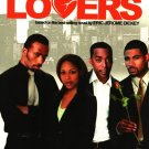 African American Collectible Movie BACKER FRIENDS & LOVERS