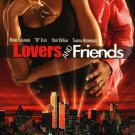 African American Collectible Movie BACKER LOVERS AND FRIENDS