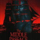 African American Collectible Movie BACKER Djimon Hounsou THE MIDDLE PASSAGE