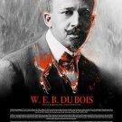 W.E.B. Du Bois 18x24 Black History Poster w/ Bio African American NAACP Founder