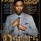 The Hollywood Reporter Magazine - Chris Rock OSCARS 16 - MAR 4, 2016 ISSUE (NEW)