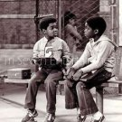 """Gary Coleman Photo Shavar Ross Arnold & Dudley """"Diff'rent Strokes"""" Press (1981)"""