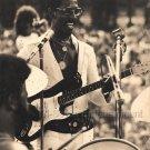 1973 Ike Turner Performing Photo African-American Celebrities Black People Music
