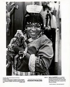 "Nell Carter ""Modern Problems"" - 8X10 Movie Press Photo (1981) African American"