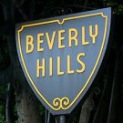 Beverly Hills Sign Photo 8x10 Print Home Decor Hollywood Souvenir Picture Poster
