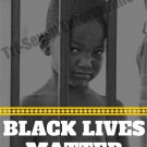 Black Lives Matter Poster Art Photo Print African American Boy (18x24)