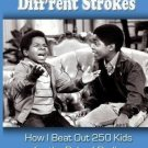 Hand-Signed On the Set of Diff'rent Strokes By Shavar Ross Dudley Short Memoir