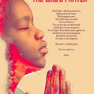 The Lord's Prayer Poster Boys Wall Christian Prayer God African American (18x24)