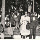 Vintage Pretty African American Woman Teacher Africa Photo Black Americana HS42