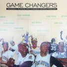 Baseball Poster Black Sports History Wall Art Print African American (18x24)
