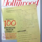 The Hollywood Reporter Magazine - Hollywood's 100 - MAR 11-18, 2016 ISSUE (NEW)