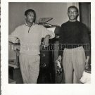 Vintage African American Men Man Family Brothers Photo Old Black Americana SQ21