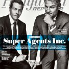 The Hollywood Reporter Magazine - SUPER AGENTS INC - APRIL 8, 2016 ISSUE (NEW)