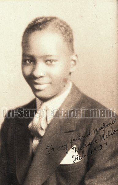 Antique African American Handsome Young Man Old Photo Black Americana Men V15
