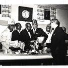 Vintage African American Men Lodge Members Group Old Photo Black Americana HS45
