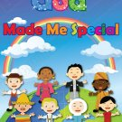 Children's Poster God Made Me Special Color Art Print Kids Series 03 (18x24)