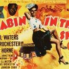 Cabin in the Sky Movie Poster (1943)
