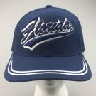 New Baseball Cap FLORIDA State Curved Blue Adjustable Velcro Men's Hat