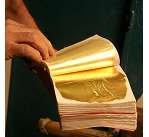 cost of gold leaf YD-H-03