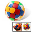 IQ Magic Round Ball 3D Puzzle Teaser Toy for Family Members