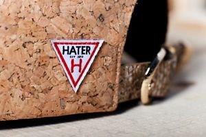 """NEW Gold """"HATER"""" Symbol Snapback Supreme Hip Hop Cap Hat, Floral, Gray or Black"""