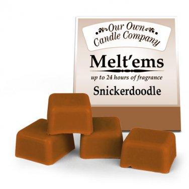 SnickerDoodle Melt'ems Warmer Tarts
