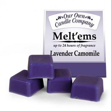 Lavender Chamomile Melt'ems Warmer Tart