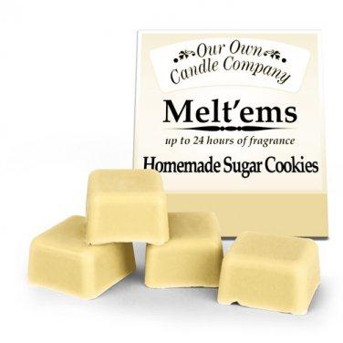 Homemade Sugar Cookies Melt'ems Warmer Tarts