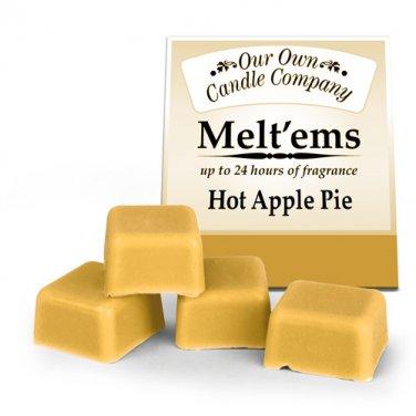 Hot Apple Pie Melt'ems Warmer Tarts