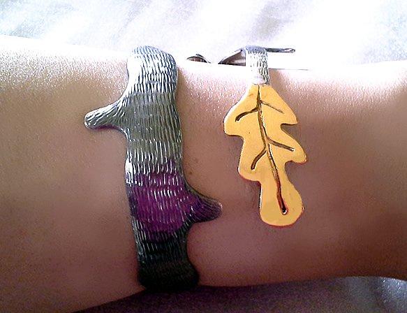 Hope Silver Hand Cuff - Handmade - 925 Sterling Silver