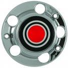 1 FORD F-150 BRONCO Chrome Wheel Center Rim Hub Cap Cover Bolt On w/3 Screws
