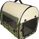 New BestPet Pet Carrier Soft Cat/Dog Travel Shoulder Bag w/Carry Case Camouflage