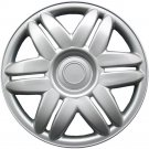 """1 Piece A/M Silver ABS Fits 2000 2001 TOYOTA CAMRY 15"""" Wheel Cover Hub Caps"""