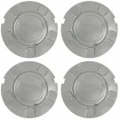 4 Pc Set Ford Expedition CHROME Rim Lug Nut Steel & Alloy Wheels Center Hub Caps