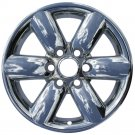"1pc 18"" CHROME Wheel Skin Rim Cap Cover 6 Spoke Alloy Rim fits Nissan Truck"