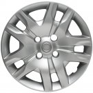 """1 Piece Hub Cap Wheel Cover SILVER /LACQUER FITS 16"""" 2007 to 2013 Nissan Sentra"""