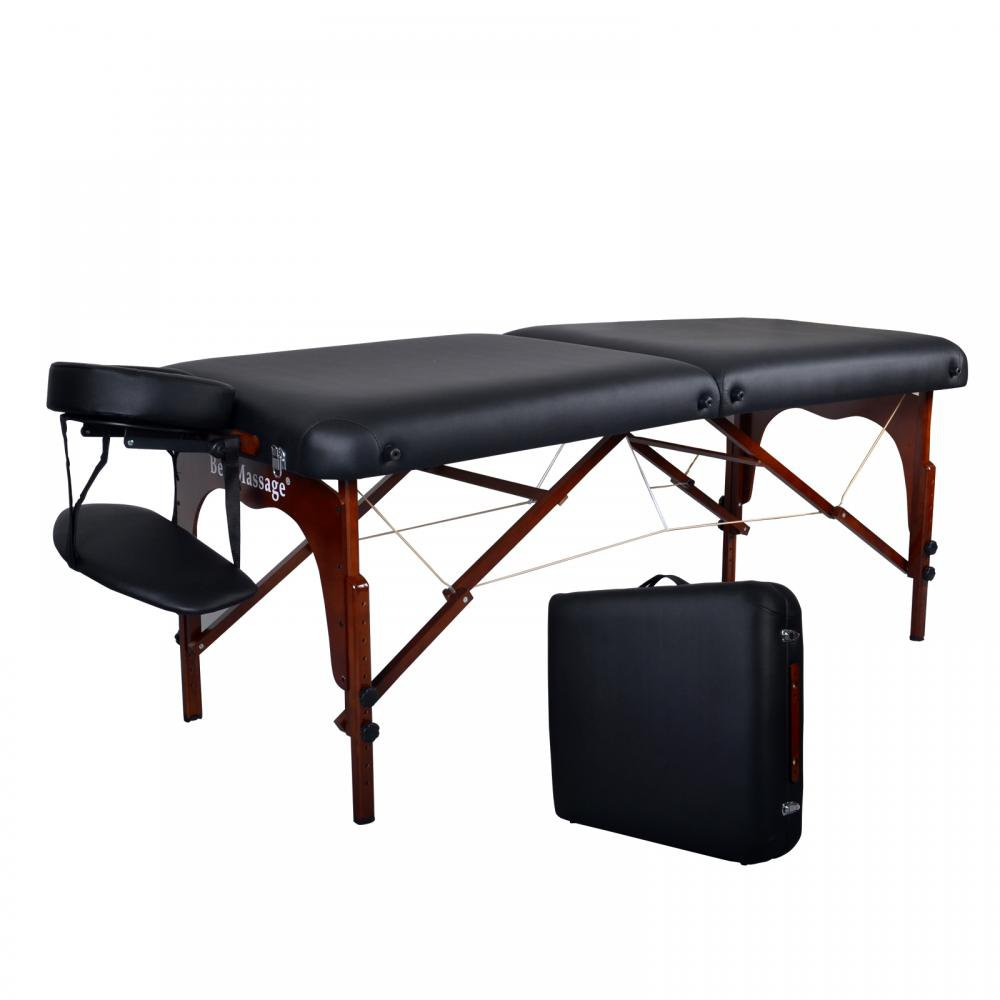 30 professional portable massage table with memory foam layer m7 - Massage table professional ...