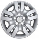 "1 Piece Hub Cap Wheel Cover SILVER /LACQUER FITS 16"" 2002 to 2013 Altima Quest"