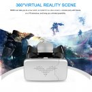 """3D Glasses VR Gear Virtual Reality Video Headset for 3.5 to 6"""" Smartphone iPhone"""