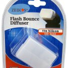 Professional Flash Bounce Diffuser Nikon SB-600 SB-800 Speedlite