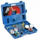 Victor Type Gas Welding & Cutting Kit Oxygen Torch Acetylene Welder Tool Case