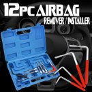 12Pc Airbag Bolts Removal Installation Tools Kit Late Model Mercedes Benz BMW VW