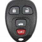 2 New Replacement Keyless Entry Remote Key Fob Shell Case 4 Button Pad OUC60270