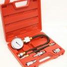 New Automotive Gas Engine Compression Tester Gauge Kit Auto J0009