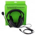 New 2Pin PTT/VOX Headset Earpiece for Radio Baofeng 888s Retevis H777 Kenwood US
