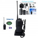 Retevis RT1 Walkie Talkie UHF400-520MHz 10W VOX Scan CTCSS/DCS Two Way Radio
