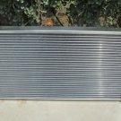 for Volkswagen VW GOLF MK1 MK2 GTI/SCIROCCO 1.6 1.8 8V MT aluminum radiator